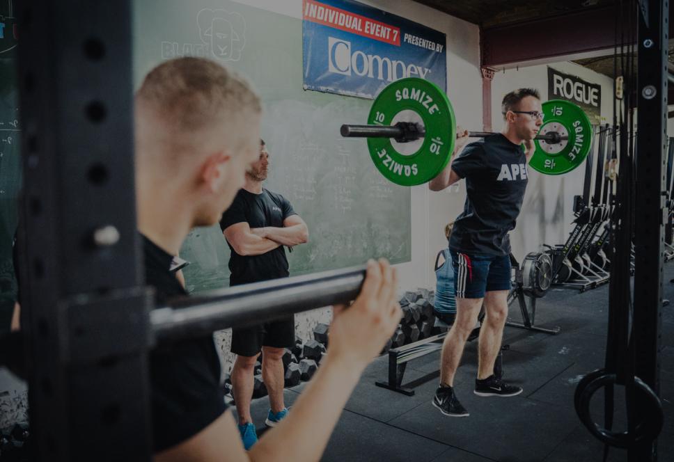 personal training courses in Belfast - APEC